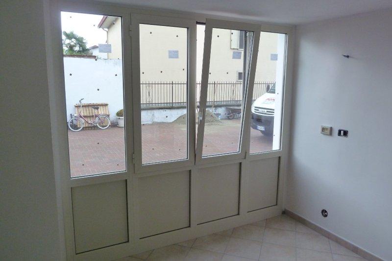 Finestre e porte finestre poma serramenti torino - Porte finestre torino ...