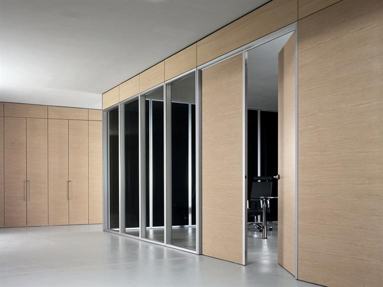 Parete Divisoria Ufficio : Pareti divisorie per uffici poma serramenti torino